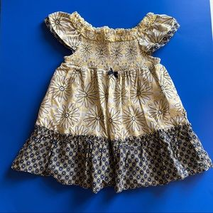 WILLOW BLOSSOM YELLOW DRESS SIZE 3T